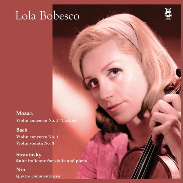 【LPレコード】 ローラ・ボベスコ ルーマニア・エレクトレコード録音全集2(モノラル編) <完全限定生産盤> ELECTLP003/005 3LP