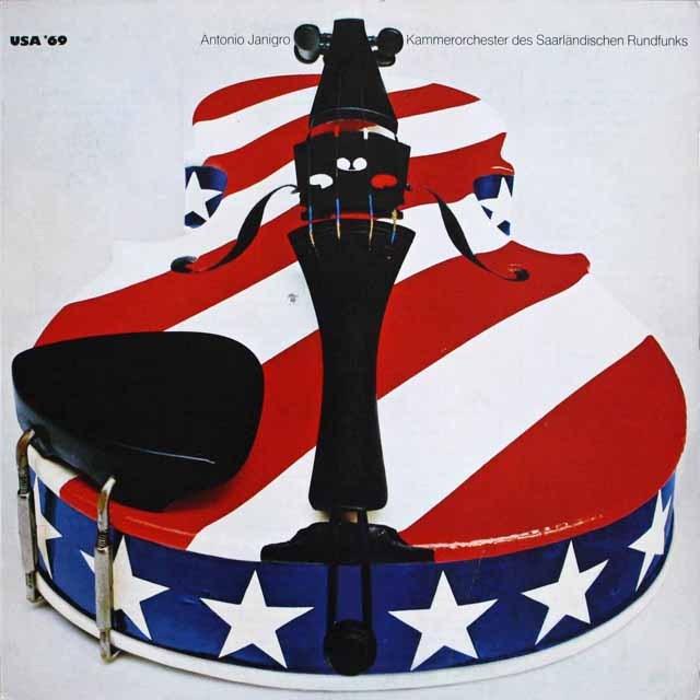 ヤニグロのモーツァルト/「セレナータ・ノットルナ」 独SR 3303 LP レコード