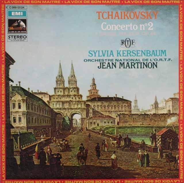 ケルセンバウム&マルティノンのチャイコフスキー/ピアノ協奏曲第2番