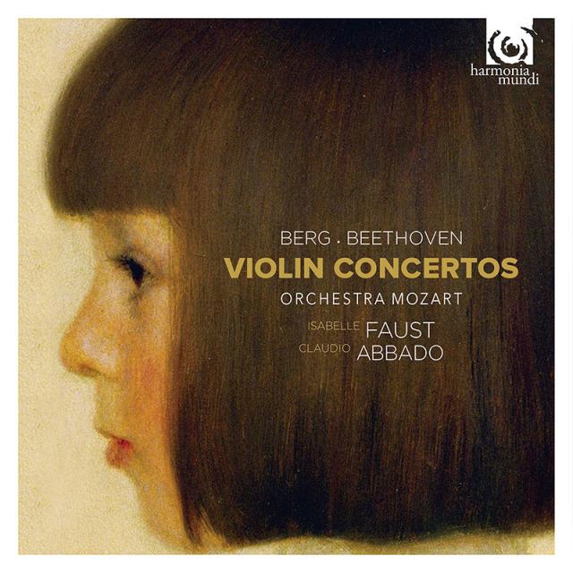【LP レコード】 ファウスト&アバドのベルク&ベートーヴェン/ヴァイオリン協奏曲集 <完全限定生産盤> KKC1125/1126 2LP