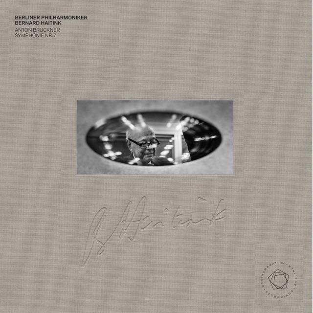 【LP レコード】 ハイティンク&ベルリン・フィルの最後の演奏会 ブルックナー/交響曲第7番 <限定1884セッ ト/輸入盤> KKC1167/1168 2LP