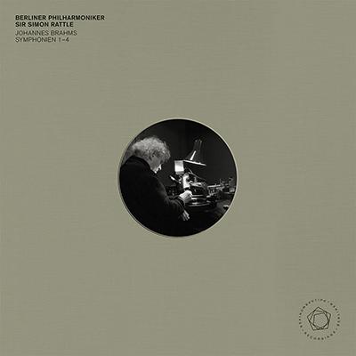 【完売御礼】 ラトル&ベルリン・フィルのブラームス/交響曲全集 2014年ライヴ <完全限定プレス> KKC1062 6LP