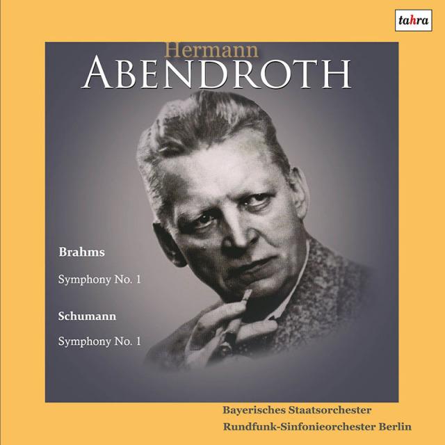 【LPレコード】 アーベントロートのブラームス/交響曲第1番ほか 1955、56年ライヴ録音 <完全限定生産盤> TALTLP 037/38 2LP
