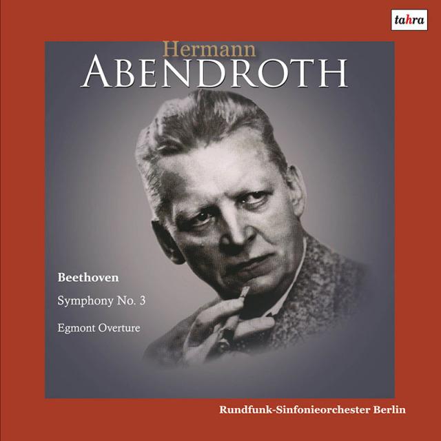 【LPレコード】 アーベントロートのベートーヴェン/交響曲第3番「英雄」ほか 1954年ライヴ録音 <完全限定生産盤> TALTLP 039/40 2LP