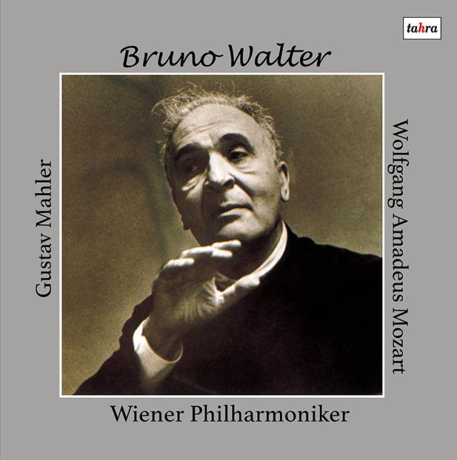 【LPレコード】 ワルター&ウィーン・フィルのマーラー/「大地の歌」ほか <完全限定生産盤> TALTLP045/046 2LP