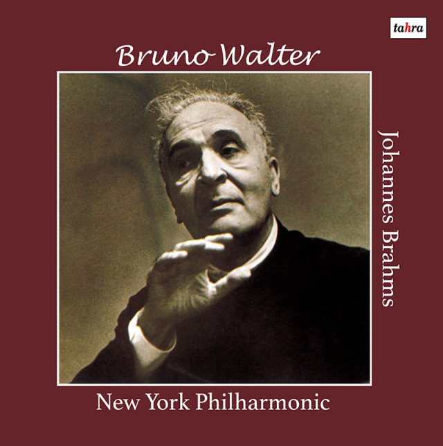 【LPレコード】 ワルター&ニューヨーク・フィルのブラームス/交響曲第2番&ヴァイオリン協奏曲 <完全限定生産盤> TALTLP047/048 2LP