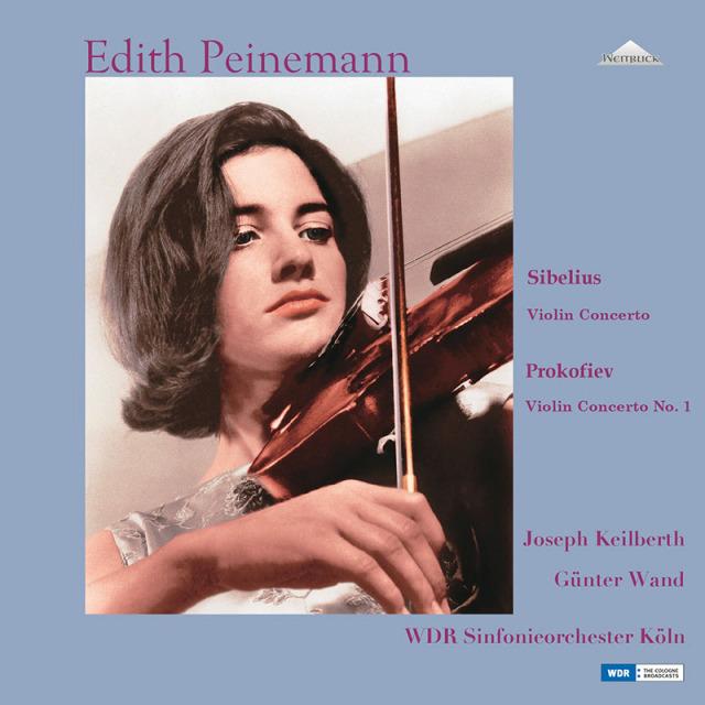 【LPレコード】 パイネマンのシベリウス&プロコフィエフ/ヴァイオリン協奏曲集 1967年&1975年 <完全限定生産盤> WEITLP 005/06 2LP