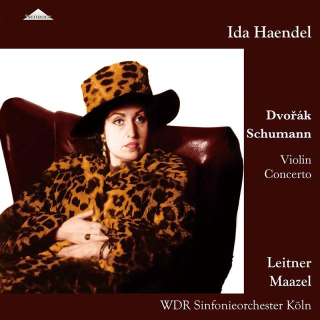 【LP レコード】 イダ・ヘンデルのドヴォルザーク&シューマン/ヴァイオリン協奏曲集 <完全限定生産盤> WEITLP032/033 2LP