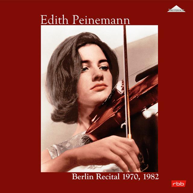 【LP レコード】 パイネマン ベルリン・リサイタル1970・1982 <完全限定生産盤> WEITLP034/035 2LP