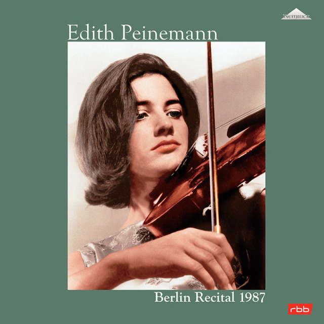 【LP レコード】 パイネマン ベルリン・リサイタル1987 <完全限定生産盤> WEITLP044/045 2LP