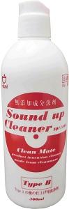【クリーンメイト付属用品】  サウンドアップクリーナー液(仕上げ用/タイプB) IQ1120A