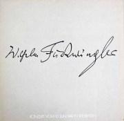 フルトヴェングラーの「ヴィースバーデン・コンサート」 独WF協会 2913 LP レコード