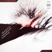 シノーポリのブルックナー/交響曲第4番「ロマンティック」  独ETERNA 2943 LP レコード