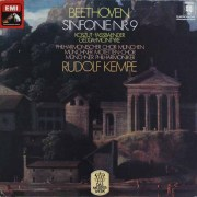 ケンペのベートーヴェン/交響曲第9番「合唱付き」   独EMI 2522