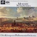 クレンペラーのモーツァルト/交響曲第31番「パリ」&第34番 英Columbia 3037 LP レコード
