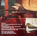 ドゥ・ペイエ&メロス・アンサンブルのウェーバー/クラリネット五重奏曲ほか  独EMI(エレクトローラ) 3038 LP レコード