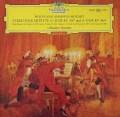 【赤ステレオ】 アマデウス四重奏団のモーツァルト/弦楽四重奏曲第14&18番 独DGG   3037 LP レコード