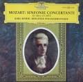 ベームのモーツァルト/協奏交響曲集  独DGG 3037 LP レコード