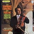 シェリングのラロ/スペイン交響曲ほか 仏PHILIPS 2821 LP レコード