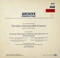 【赤ステレオ】 シュナイダーハン&バウムガルトナーのヴィヴァルディ/「四季」 独ARCHIV 3037 LP レコード