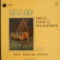 パウル・バドゥラ=スコダのモーツァルト/ピアノフォルテのための作品集 ★長岡鉄男の外盤A級セレクション 33 仏ASTREE