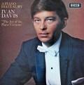 イヴァン・デイヴィスの「ピアノ・ヴィルチュオーゾの芸術」 英DECCA 3037 LP レコード