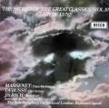 アグールのマスネー/「タイスの瞑想曲」他小品集 英DECCA 3037 LP レコード