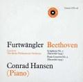 フルトヴェングラーのベートーヴェン/交響曲第5番ほか 英Unicorn 3037 LP レコード