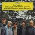 ロストロポーヴィチ&メロス四重奏団のシューベルト/弦楽五重奏曲 独DGG 2825 LP レコード