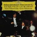 ポリーニ&アバドのブラームス/ピアノ協奏曲第2番 独DGG 2827 LP レコード