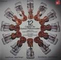ベルリン・フィルの12人のチェロ奏者たち 独BASF 3037 LP レコード