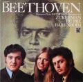 ズッカーマン、デュ・プレ&バレンボイムのベートーヴェン/ピアノ三重奏曲「幽霊」ほか 独EMI 2747 LP レコード