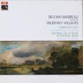 バルビローリのウィリアムズ/交響曲第5番ほか 英EMI 2750 LP レコード