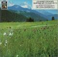 バルビローリのブラームス/交響曲第2番ほか 独EMI 2750 LP レコード