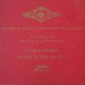 ハスキル&グリュミオーのベートーヴェン/ヴァイオリンソナタ第6&9番「クロイツェル」 蘭PHILIPS 2750 LP レコード