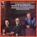 パールマン、ロストロポーヴィチ&ハイティンクのブラームス/二重協奏曲 仏EMI(VSM) 2801 LP レコード