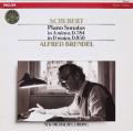 ブレンデルのシューベルト/ピアノ・ソナタ第17番、第14番 蘭PHILIPS 2754 LP レコード