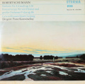 コンヴィチュニーのシューマン/交響曲第4番ほか(オリジナル盤) 独ETERNA 2753 LP レコード