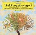クレーメル&アバドのヴィヴァルディ/ヴァイオリン協奏曲集「四季」 独DGG 2804 LP レコード