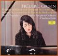 アルゲリッチ&アバドのショパン/ピアノ協奏曲第1番ほか 独DGG 2804 LP レコード