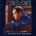 グールドのバッハ/ピアノ協奏曲第3,第5&第7番 独CBS 2806 LP レコード