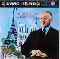 ルービンシュタインのサン=サーンス/ピアノ協奏曲第2番ほか  独RCA 2806 LP レコード