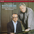 ブレンデル&F.ディースカウのシューベルト/歌曲集「冬の旅」   蘭PHILIPS 2808 LP レコード