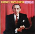 ホロヴィッツのショパン/3つの夜想曲ほか   独RCA 2808 LP レコード