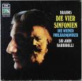 バルビローリのブラームス/交響曲全集 独EMI 2805 LP レコード