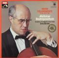 ロストロポーヴィチのハイドン/チェロ協奏曲第1&2番 独EMI 2815 LP レコード
