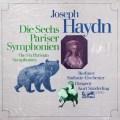 【未開封】 ザンデルリンクのハイドン/パリ交響曲集  独Eurodisc  3037  LPレコード