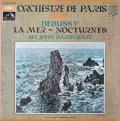 バルビローリのドビュッシー/「海」&「夜想曲」 仏EMI(VSM) 2822 LP レコード