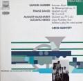 アーキス五重奏団のバーバー&ベリオらの室内楽作品集  独HM 2826 LP レコード