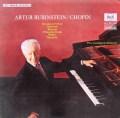 ルービンシュタインのショパン/「幻想曲」ほか 独RCA 2826 LP レコード